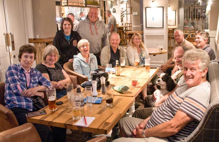 Herne Bay Photographic Club Meet-up
