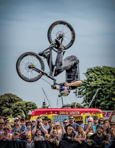 DANNY MACASKILL - ROCK AND ROLL TOUR